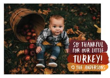 Lil' Turkey Thanks
