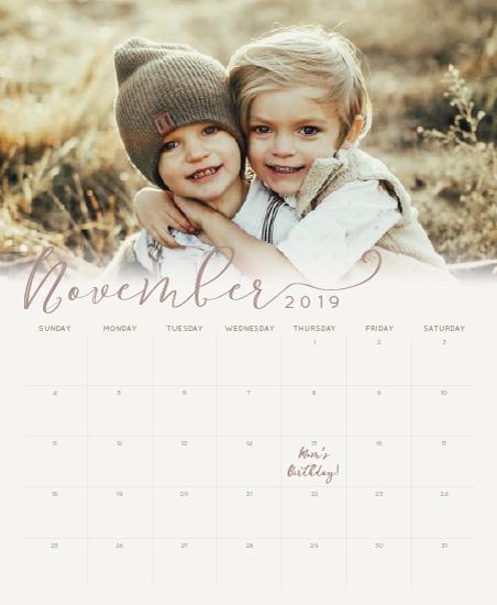 calendars - Muted Whimsy by Meridyth Espindola