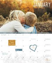Active Calendar by Linda Designs