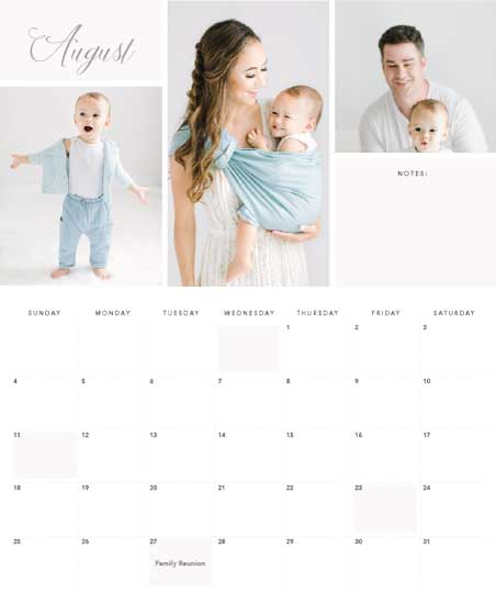 calendars - Simply Elegant by Jan Shepherd