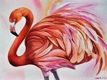 Pink by Cathleen Earle