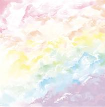 Rainbow Clouds by Jennifer Stewart