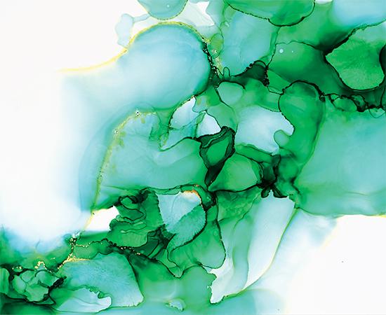 - Green Lagoon by Kathy Par