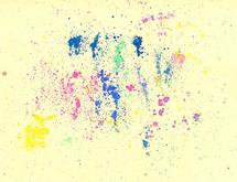 Abstract Paint Explosio... by Hanaa Uddin