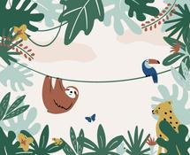 Jungle Life by Bears Eat Berries