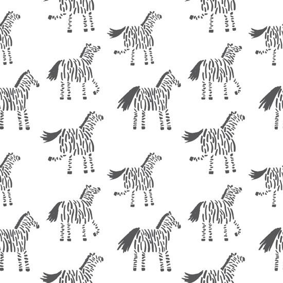 - Hand drawn zebra by Leysan Shayakbirova