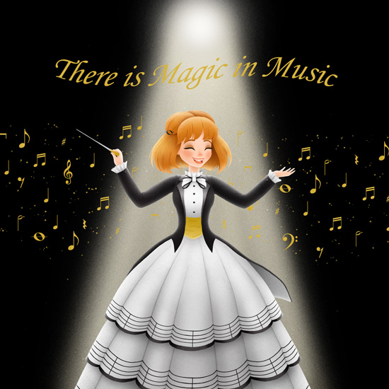 - There is Magic in Music by Bridget Whiting