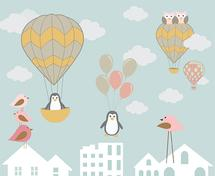 Fly Fly Away by Kathy Par