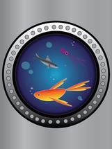 Undersea View by Saraya Lyons