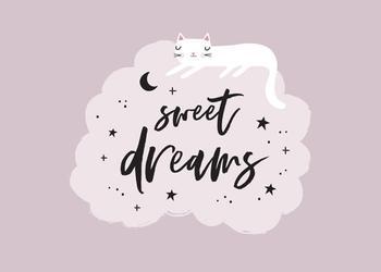 Dreamy Kitty