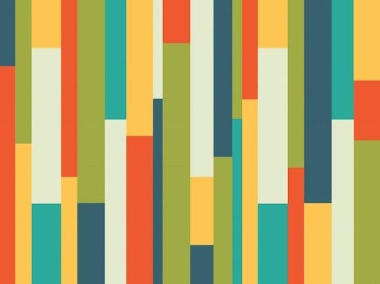 - vivid stripes by lulablu