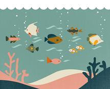 Underwater Neighborhood by Annette Allen