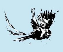 Soaring Quetzal by GoldenDreams Studio