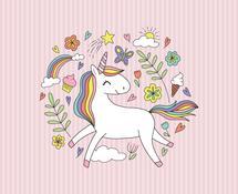 Unicorn 4eva by Gila von Meissner