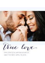 True Love photo card by Sarah Cohn