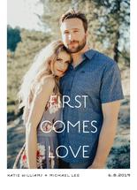 First Comes Love photo... by Alexandra Cohn