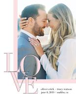 Love photo card by Alexandra Cohn