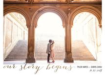 Our Story Begins by Alexandra Cohn