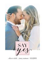Say Yes by Alexandra Cohn