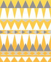 Sunny Triangles by Maria Machneva
