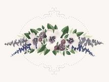 Lovely Lavender Spread by Kayvee Creative