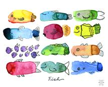 The Fish Squad by Michele Norris