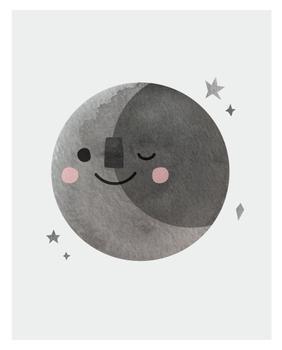 A Happy Moon