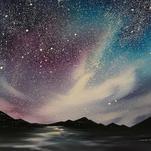 Violet Sky by Laura Blue Palmer