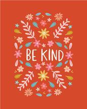 Be Kind by Alexa Marie Zurcher