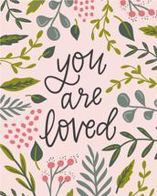 Loved Loved Loved by Alexa Marie Zurcher