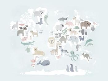 Wild World Map