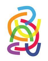 Deconstructed Rainbow 1 by Marsha Gray Carrington