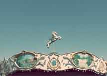 Carousel dream by Lucia Coppola