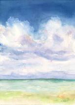 Dreamy Landscape no.3 by Melissa Hyatt