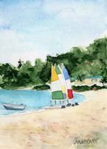 Ready to Sail by Melissa Hyatt