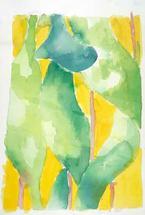 Leaves by Melissa Hyatt