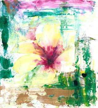 Bloomed flower