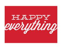 Happy Everything by Sarah Cohn