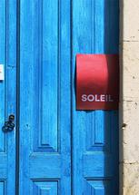 azul soleil by Francine Primeaux-Kennedy