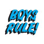 Boys Rule by hayleypauldesign