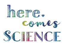 Here Comes Science by Jenn Rice