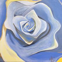 Blue and Gold by Hannah Lowe Corman