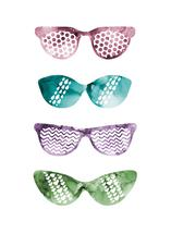 Chic Shades by Becky Hull