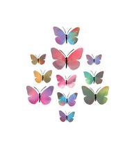 Bright Butterflies by Michelle Shanaman