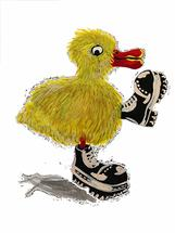 Stomping Little Duck by Norie Wah Day