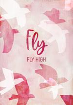 Fly fly high by Metka Slamic