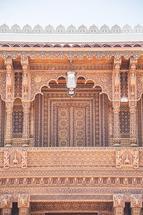 Temple Balcony by Rebecca Rueth