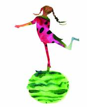 Watermelon Girl by Charlotte Noruzi