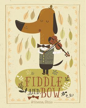 Fiddle and Bow