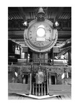 Vintage Train 2 by jennifer evangelist